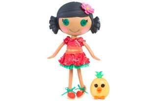 New Lalaloopsy Mango Tiki Wiki Doll