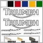 KIT ADESIVI DECAL TRIUMPH SPEED TRIPLE