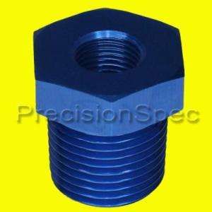 Male 3/8 To Female 1/8 NPT Fitting Adapter Reducer