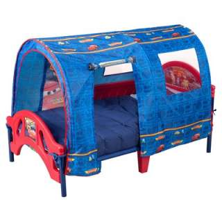 Childrens Products Disney Pixar Cars Tent Toddler Bed   BB87072CR
