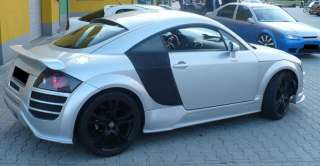 Side Vents Imitations   Audi TT Mk1 R8 V12 TDI Look