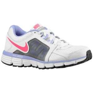 Nike Dual Fusion ST2   Womens   Running   Shoes   White/Light Thistle