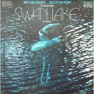 Swan Lake Highlights Tchaikovsky, Arthur Fiedler, Boston Pops Music