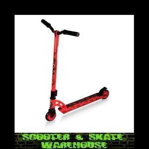 MADD GEAR MGP 2012 VX2 PRO RED SCOOTER INC. MGP WARRANTY BNIB
