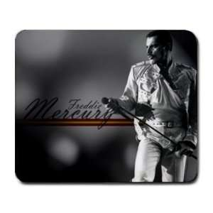 Queen Freddie Mercury Large Mousepad: Office Products