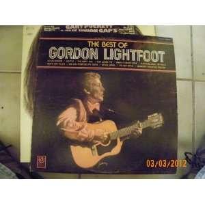 Gordon Lightfoot Best of (Vinyl Record) r Music