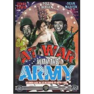 Army Jerry Lewis, Polly Bergen, Dean Martin, Hal Walker Movies & TV