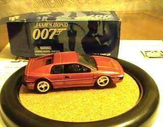 James Bond 007 JL Johnny Lightning LE Bronze Lotus Esprit Turbo Car #4