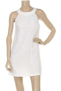 Tibi French Lace mini dress   50% Off Now at THE OUTNET