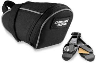 Planet Bike Big Buddy Saddle Pack with Tire Levers and Repair Patches