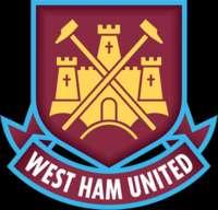 West Ham Utd Official Football Piggy Bank Money Box C