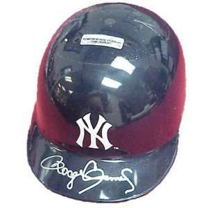 Roger Clemens New York Yankees World Series Autographed Hat