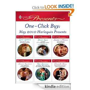 Click Buy: May 2010 Harlequin Presents: Sharon Kendrick, Kim Lawrence