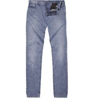 Clothing  Jeans  Slim jeans  Blue Slim Fit Jeans