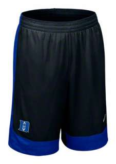 Duke Blue Devils Black/Royal Nike Reversible Basketball Shorts