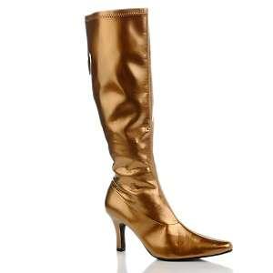 Bellini® Patent Tall Stretch Boots