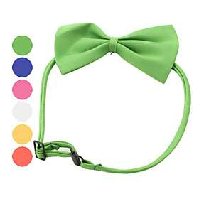 US$ 1.49   Bow Tie Style Collar for Dogs and Cats (Assorted Colors