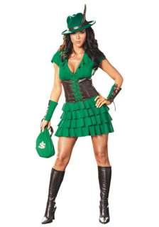 Costumes Robin Hood Costumes Sexy Robyn Da Hood Plus Costume