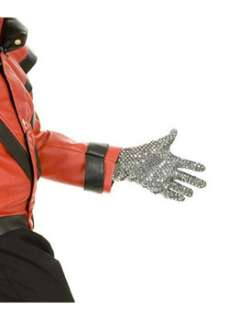 Adult Michael Jackson Sequin Glove  Cheap TV and Movie Halloween
