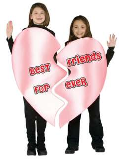 Best Friends Forever Child Costume   Kids Costumes