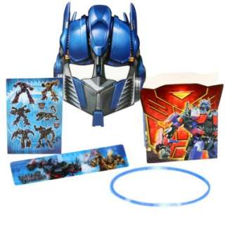 Halloween Costumes Transformers Revenge of the Fallen Party Favor Kit