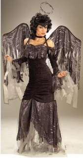 Gothic Angel Costume (Adult Costume)