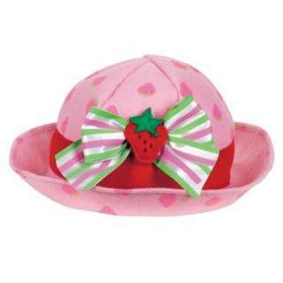 Strawberry Shortcake Felt Hat   Includes one child sized Strawberry