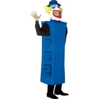 Adult Clown Pez Dispenser Costume   Funny Halloween Costumes