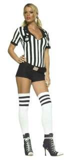 Adult Sexy Referee Shorts Costume   Sexy Sports Costumes   15UA83286