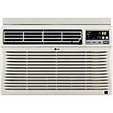 LG 24,500 BTU Window Mounted Air Conditioner with Remote Control