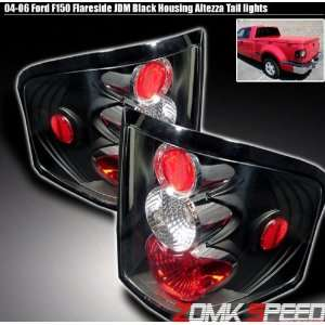 Ford F150 Tail Lights Black Altezza Flareside Taillights 2004