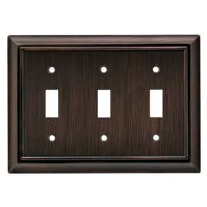 Collection 6.78 Inch Switch Plate   Venetian Bronze