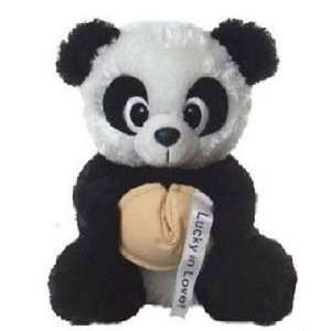 Aurora Plush 9 Lucky In Love Panda: Toys & Games