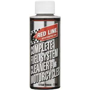 com Red Line Complete Fuel System Cleaner   12 oz. 60102 Automotive