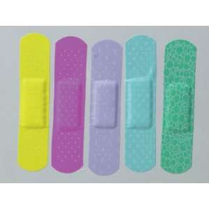 Neon Adhesive Bandages Case Pack 1200