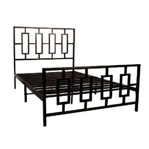 Home Source Industries 13130 Full Metal Bed Frame with