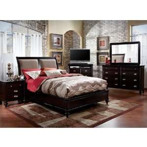 Aniston 5 Pc Queen Bedroom Kitchen & Dining