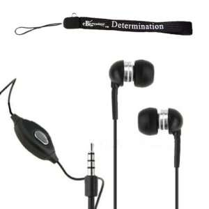eBigValue BLACK with MIC High Quality HD Noise Filter