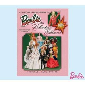 Pottery Barn Kids Barbie(R) Doll Collectors Book Toys & Games