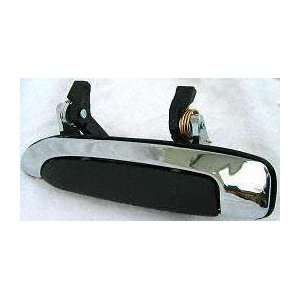92 05 FORD CROWN VICTORIA REAR DOOR HANDLE LH (DRIVER SIDE