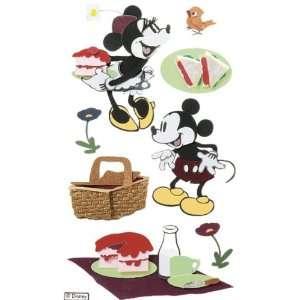 Jolees Boutique Disney Vintage Mickey Mouse & Minnie