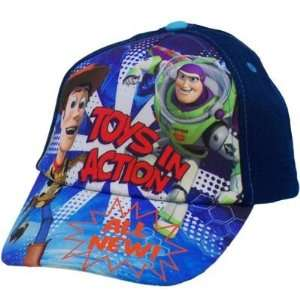 HAT CAP TOY STORY DISNEY PIXAR BUZZ LIGHTYEAR WOODY YOUTH