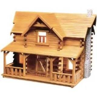 DuraCraft Shenandoah Log Cabin Kit