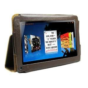 Leather Case Cover for  Kindle Fire 7 Tablet Ebook Reader