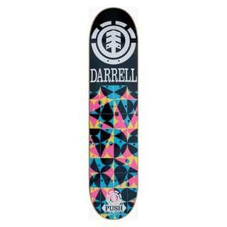 Element Skateboards Stanton Chroma Deck  7.87 Push: Sports