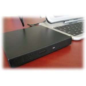 Slim External Optical Drive Enclosure USB 2.0 for Slimline SATA Drives