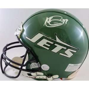 com Mark Gastineau (New York Jets) Football Helmet Sports & Outdoors
