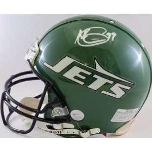 Mark Gastineau (New York Jets) Football Helmet