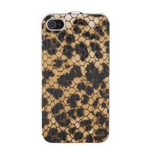 Newtop Genuine Leather Case for iPhone 4 Cell Phones
