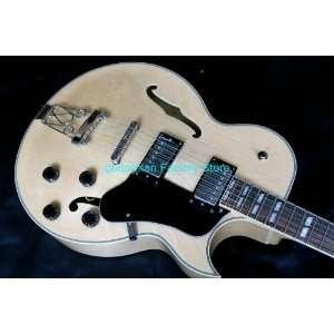 ces mahogany electric guitar big jazz guitar Musical Instruments